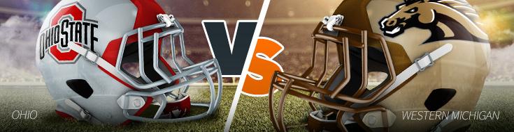 Ohio vs Western Michigan College Football Betting
