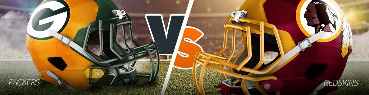 Green Bay Packers vs. Washington Redskins NFL Week 11 Betting