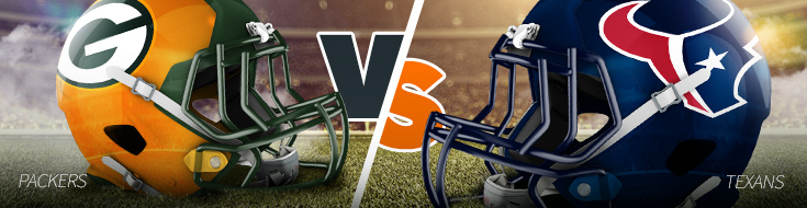Packers vs Texans NFL Week 13 Betting