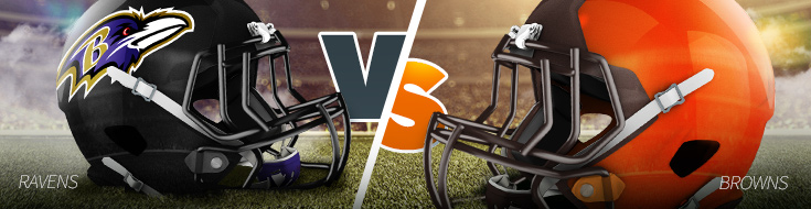 Ravens vs Browns NFL Week 10 Betting