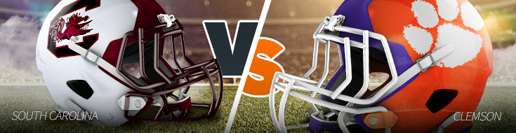 South Carolina vs Clemson Betting Preview