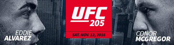 UFC 205 Betting Conor McGregor vs. Eddie Alvarez