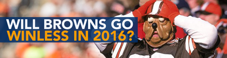 Will Browns go Winless in 2016?