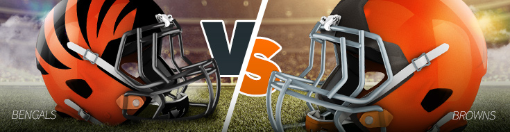 Browns vs. Bengals NFL Week 14 Betting - Sunday, December 11, 10:00 AM