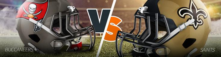 Buccaneers vs Saints NFL Week 16 betting