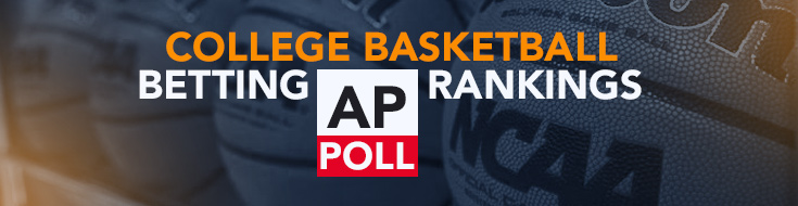 College Basketball Betting AP Poll Rankings