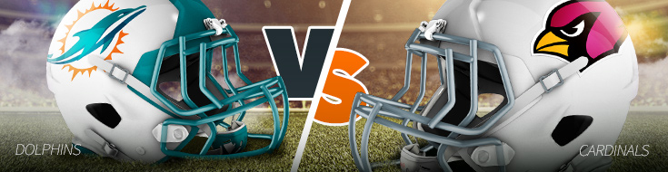 Dolphins vs Cardinals Odds Betting