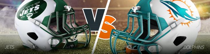 Jets vs Dolphins NFL Week 15 Odds