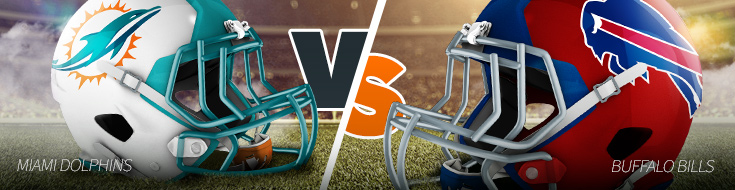 Miami Dolphins vs. Buffalo Bills NFL Week 16