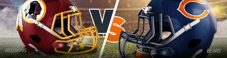 Washington Redskins vs. Chicago Bears Betting NFL Week 16 - Saturday, December 24th