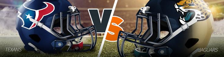 Texans vs Jaguars Betting on Week 15