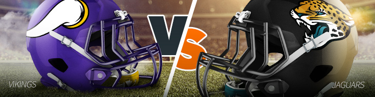 Bet on Vikings vs Jaguars NFL Week 14