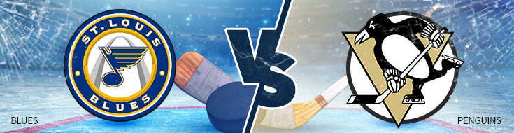 Blues vs Penguins betting Odds