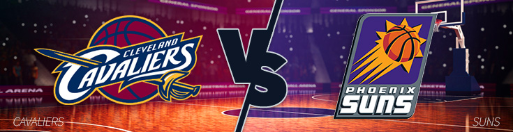 Cleveland Cavaliers vs. Phoenix Suns Thursday, January 19th Odds