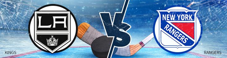 Kings vs Rangers