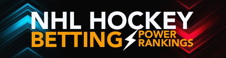 Hockey Betting Power Rankings