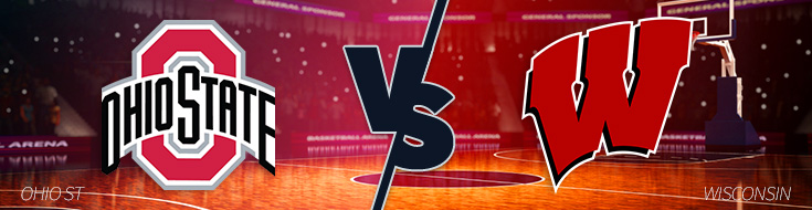 Ohio St. vs Wisconsin College Basketball Betting Odds
