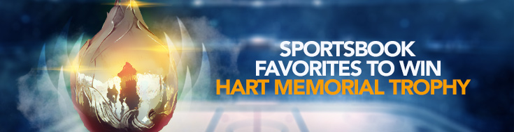 Sportsbook Favorites to Win Hart Memorial Trophy