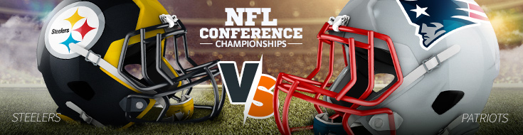 Patriots vs. Steelers Betting odds and Preview - NFL Conference