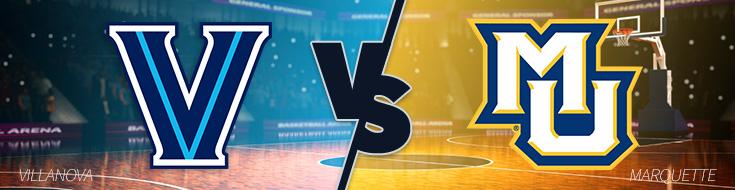 Villanova vs Marquette
