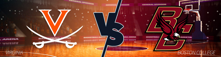 Virginia vs Boston College Odds