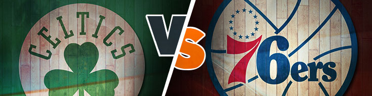 Philadelphia 76ers @ Boston Celtics