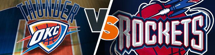 Thunder vs. Rockets