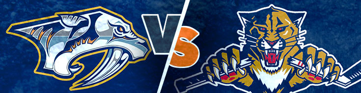 Predators vs Panthers NHL Betting