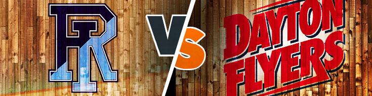 Dayton vs Rhode Island