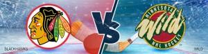 Chicago Blackhawks vs. Minnesota Wild Betting Odds - Tuesday, February 21