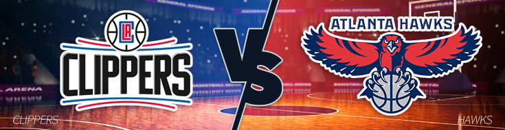 Clippers vs Hawks NBA Odds- Wednesday, February 15th