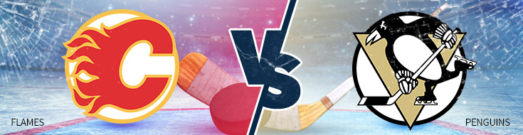 Flames vs Penguins Betting Preview -February 7th, 2017