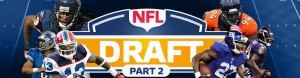 Online NFL Betting Mock Draft Part 2