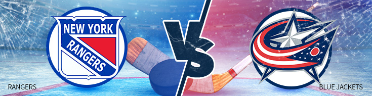Rangers vs Blue Jackets - NHL Betting REGULAR SEASON – Monday, February 13th