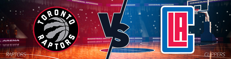 Raptors vs Clippers Betting