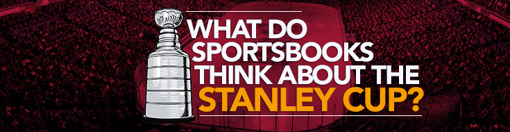 What do Sportsbooks think about the Stanley Cup
