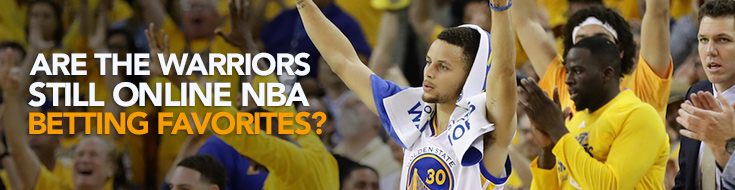 Are the Warriors Still Online NBA Betting Favorites?