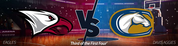 March Madness Betting Preview: Third of the First Four