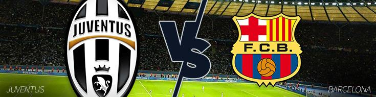 Juventus vs. Barcelona Odds – Tuesday, April 11th
