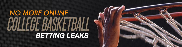 No More Online College Basketball Betting Leaks