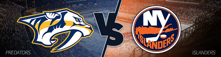 Nashville Predators vs. New York Islanders A Tight Betting Game