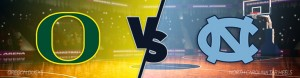 Oregon Ducks vs. North Carolina Tar Heels - Final Four Odds - Tar Heels Open As Sportsbook Favorites Over Oregon