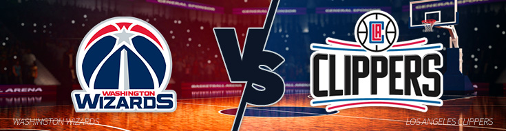 Washington Wizards vs. Los Angeles Clippers Odds - Wednesday March 29th
