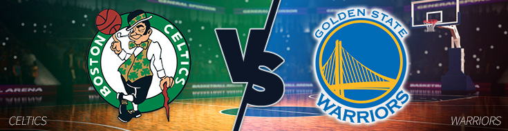 Boston Celtics vs. Golden State Warriors betting odds - Wednesday March 8th, 2017