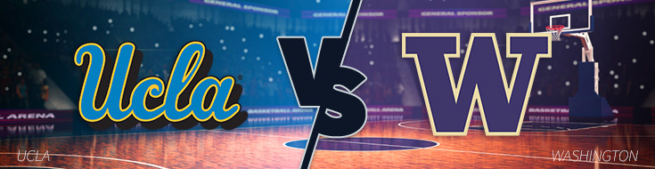 UCLA Bruins vs. Washington Huskies Odds March 1st