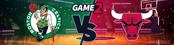 Game 2 – Boston Celtics vs. Chicago Bulls – Tuesday, April 18th Odds