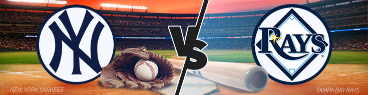 New York Yankees vs. Tampa Bay Rays betting Odds – Wednesday, April 5th