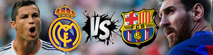 Real Madrid vs. FC Barcelona – La Liga