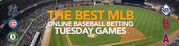 Online Baseball Betting Tuesday April 4th, 2017 Games