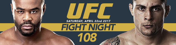 UFC Fight Night 108